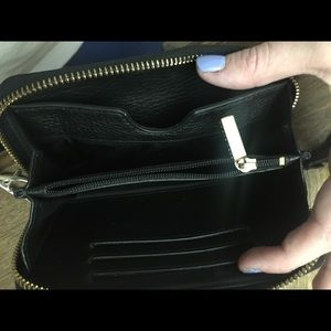 Tory Burch Bags - Tory Burch black zip wallet